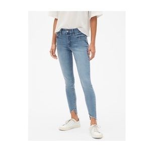 GAP - Mid Rise Favorite Jegging Denim Jeans